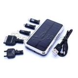 Зарядка на солнечных батареях ePuffer Solex