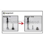 Клиромайзер Kanger BCC T3s 3 мл (прозрачный)
