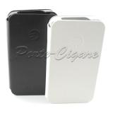 Портсигар кожаный для eRoll (Белый)