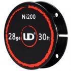 Проволока UD Ni 0,3 мм (10м)